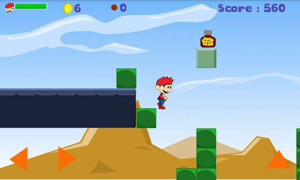Jungle Boy Adventure Odyssey screenshot 1