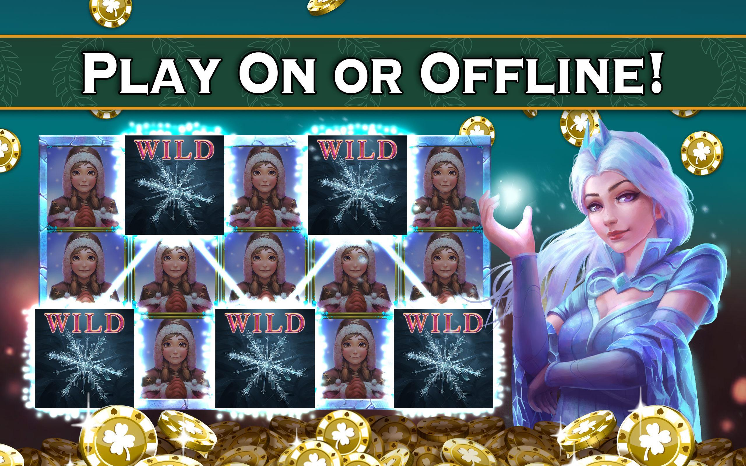 Slots: Epic Jackpot Slot Machines Free Games for Android ...