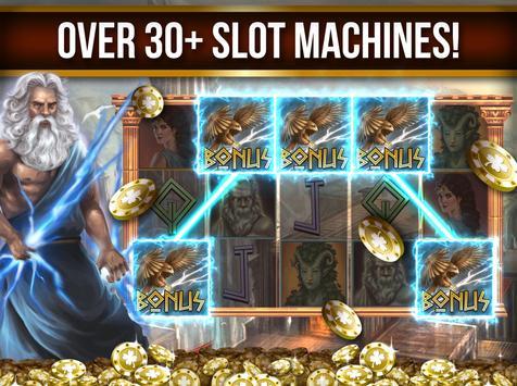 Slots: Hot Vegas Slot Machines Casino & Free Games ảnh chụp màn hình 1