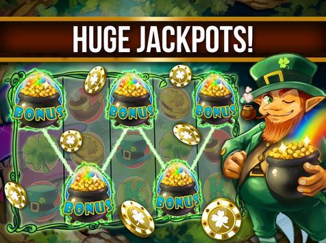 Slots: Hot Vegas Slot Machines Casino & Free Games ảnh chụp màn hình 3