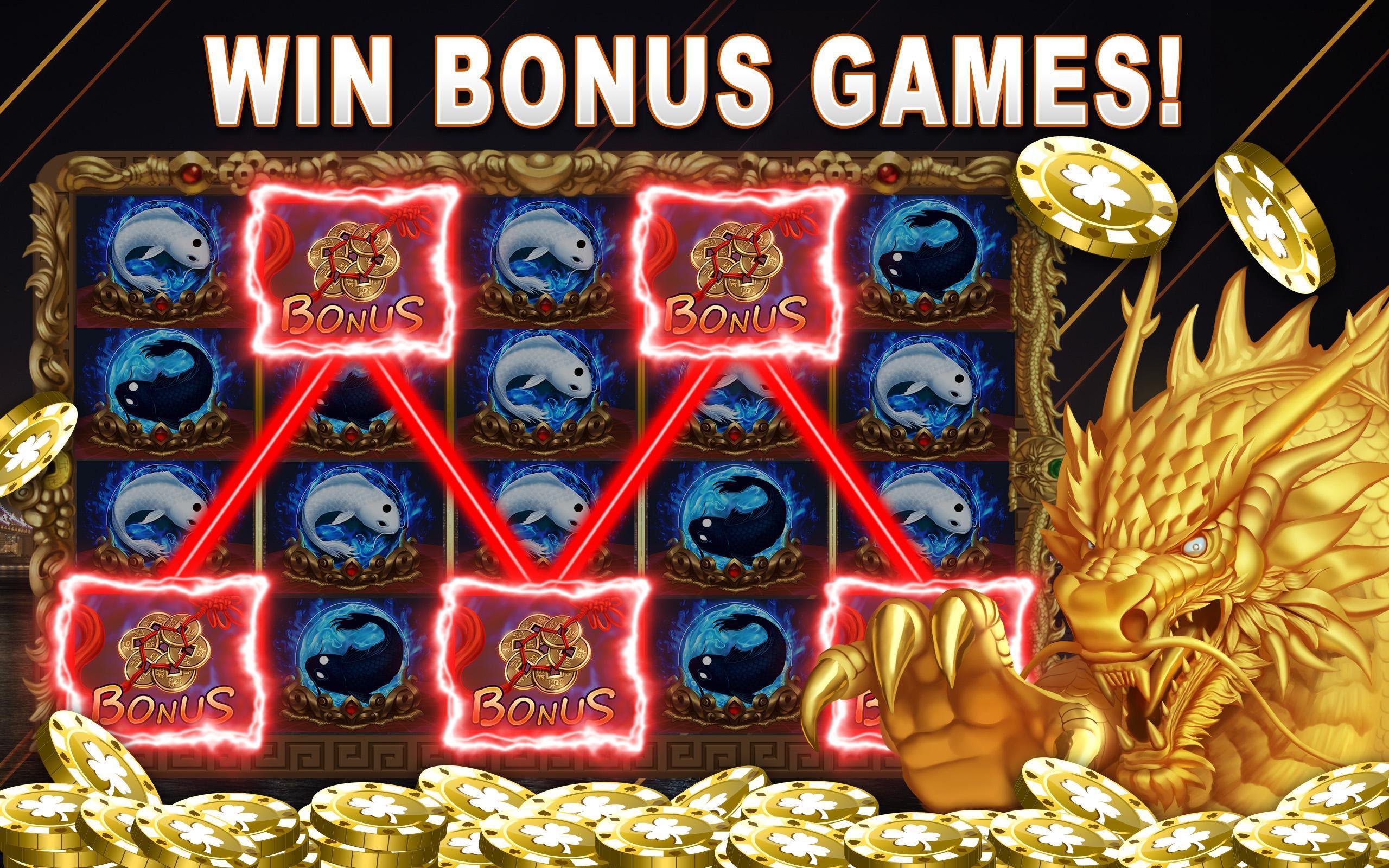 Deluxe Slot Games