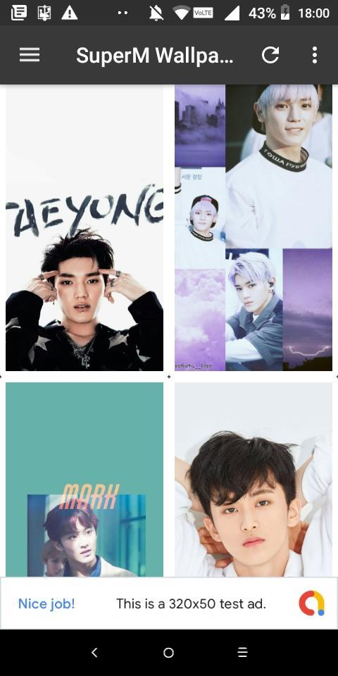 Superm Wallpapers Kpop For Android Apk Download