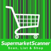 Supermarket Barcode Scanner & Price Checker icon