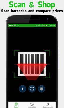 Supermarket Barcode Scanner & Price Checker screenshot 5