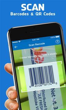 Supermarket Barcode Scanner & Price Checker screenshot 12