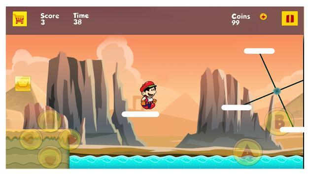 Super Mushroom Killer in Jungle Adventure screenshot 4