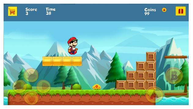 Super Mushroom Killer in Jungle Adventure screenshot 5