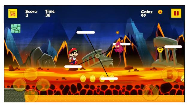 Super Mushroom Killer in Jungle Adventure screenshot 6