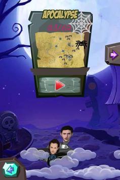 Supernatural Match Three screenshot 1