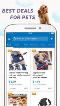 Pet Shop - Deals & Discount For Pet Supplies poster