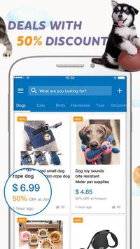 Pet Shop - Deals & Discount For Pet Supplies screenshot 2
