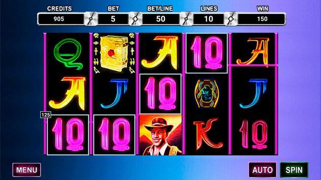 Ra Slot screenshot 1