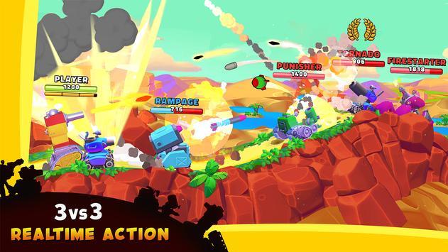 Hills of Steel 2 screenshot 3