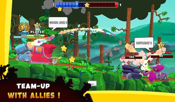 Hills of Steel 2 screenshot 10