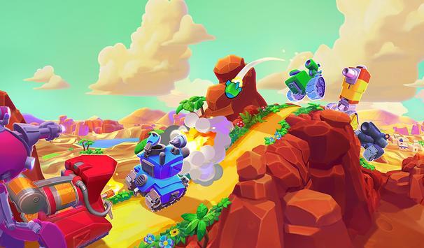 Hills of Steel 2 screenshot 11