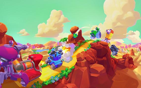 Hills of Steel 2 screenshot 17