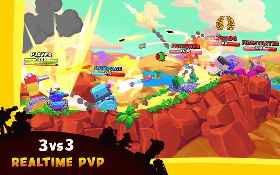 Hills of Steel 2 screenshot 15