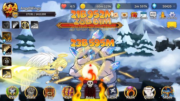 Raising Archangel: AFK Angel Adventure screenshot 6