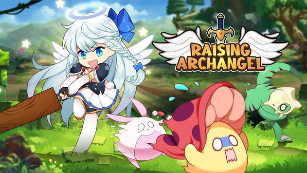 Raising Archangel: AFK Angel Adventure poster