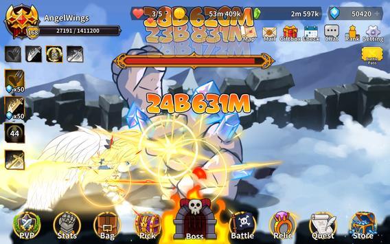 Raising Archangel: AFK Angel Adventure screenshot 12
