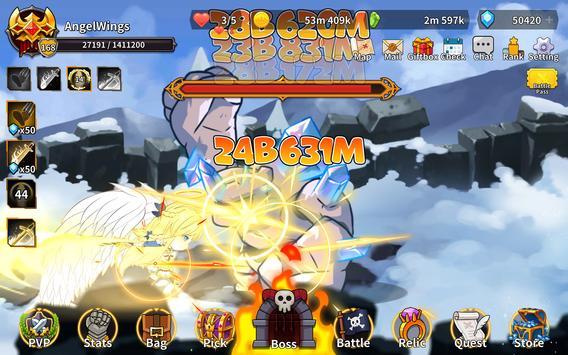Raising Archangel: AFK Angel Adventure screenshot 18