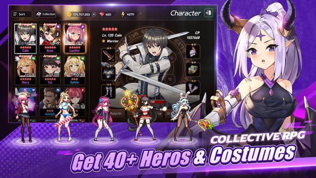 Sword Master Story - Epic AFK & Online Action RPG screenshot 4