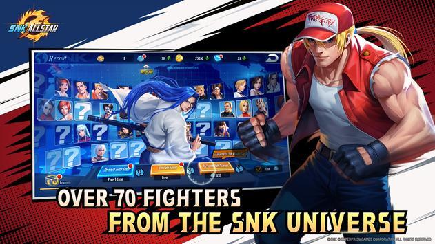 SNK Allstar स्क्रीनशॉट 1