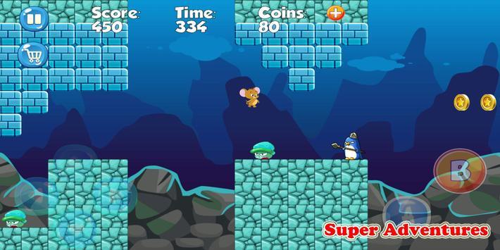 Super Jerry Adventure World 2 screenshot 3