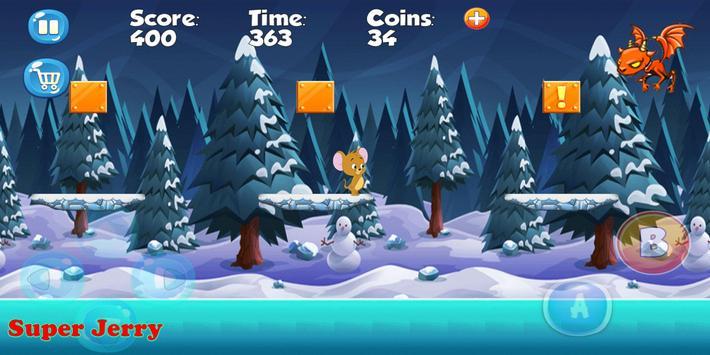 Super Jerry Adventure World 2 screenshot 1
