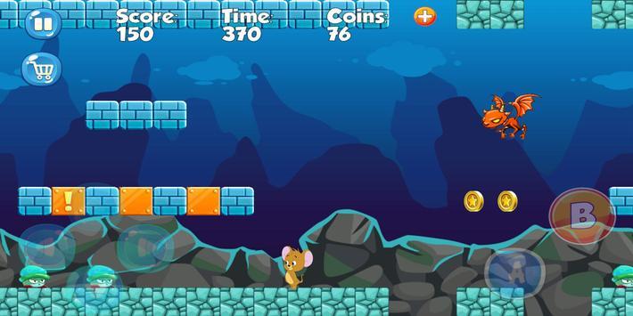 Super Jerry Adventure World 2 screenshot 4