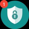 Icona AppLock: blocco delle impronte digitali