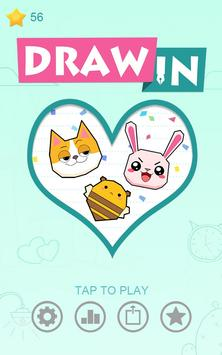 Draw In 海報