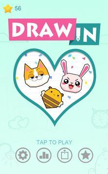 Draw In Affiche