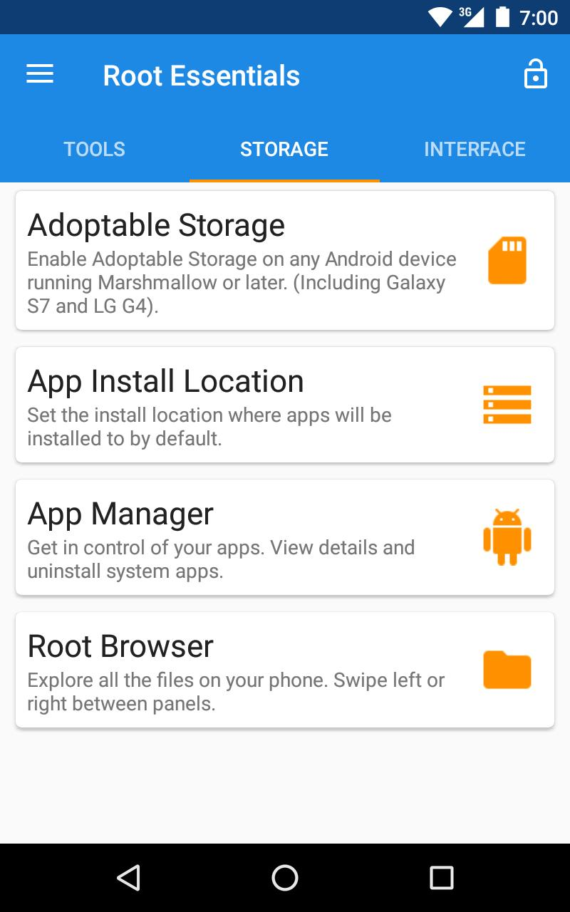 Root Essentials for Android - APK Download