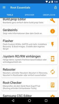 Root Essentials Screenshot 1