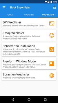 Root Essentials Screenshot 3