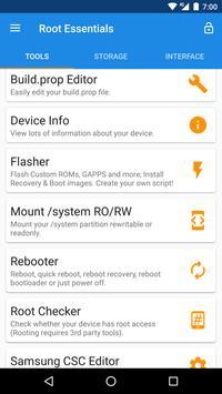 Root Essentials ảnh chụp màn hình 1
