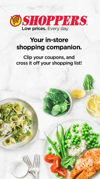 Shoppers poster