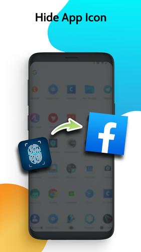 Get App Lock And Gallery Hider Apk Download Background