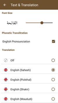 Surah Yasin offline - Translation and Audio screenshot 11