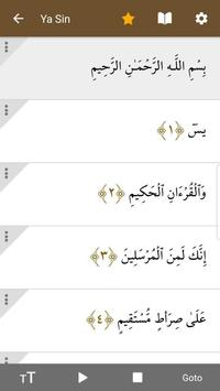 Surah Yasin offline - Translation and Audio screenshot 4