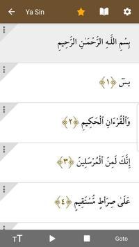Surah Yasin offline - Translation and Audio screenshot 8