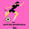 sure bet predictions 100 圖標