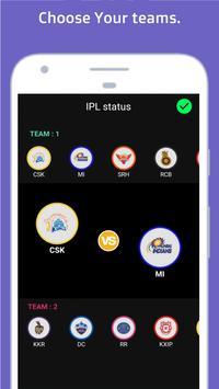 Today's IPL status screenshot 1