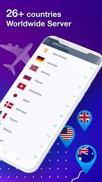 Surf VPN Gratis E Ilimitado, Mudar Ip Celular 2019 imagem de tela 1