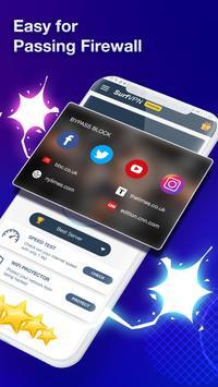 Surf VPN Gratis E Ilimitado, Mudar Ip Celular 2019 imagem de tela 2