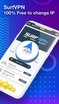 Surf VPN Gratis E Ilimitado, Mudar Ip Celular 2019 imagem de tela 5