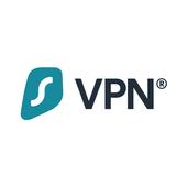 Najlepsza VPN: Surfshark - bezpieczna apka VPN ikona