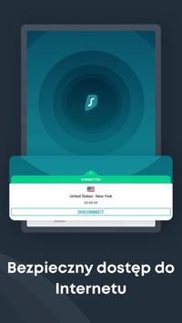 Najlepsza VPN: Surfshark - bezpieczna apka VPN screenshot 9