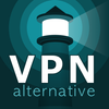 Turst op DNS - betere privacy zonder VPN of proxy-icoon